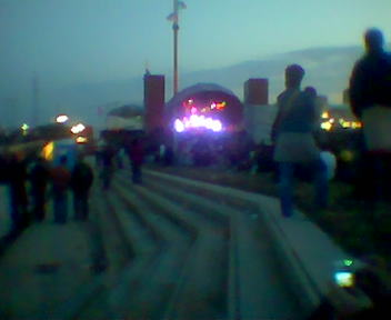 Lou Reed a lo lejos