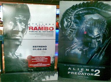 John Rambo / Aliens vs Predator 2